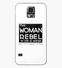 The Woman Rebel  -- Planned Parenthood Benefit Case/Skin for Samsung Galaxy