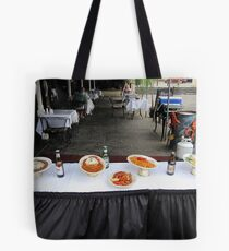 FRENCH QTRS CUISINE Tote Bag