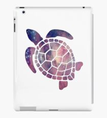 Little Galaxy Turtle Thing iPad Case/Skin