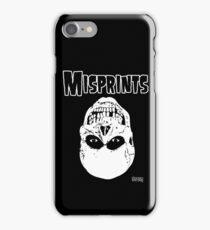 The Misprints iPhone Case/Skin