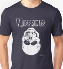 The Misprints Unisex T-Shirt