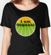 I AM ORGANIC Women's Relaxed Fit T-Shirt