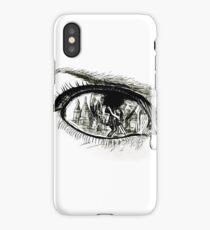 Love Hurt iPhone Case
