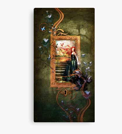The Lost Heart Canvas Print