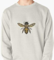 Queen bee Pullover Sweatshirt