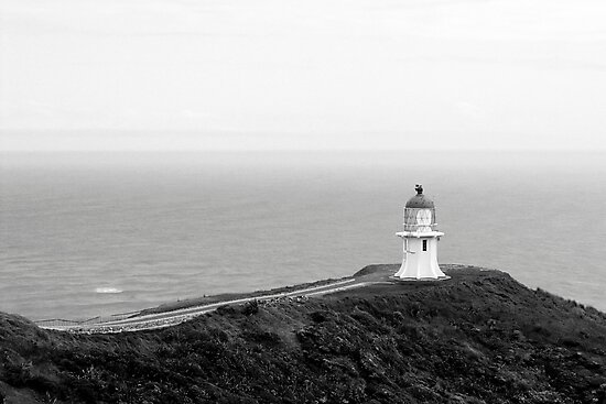Cape Reinga, New Zealand by VanOostrum