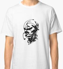 Samurai face Classic T-Shirt