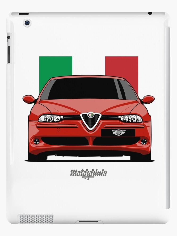 156 GTA (red) by MotorPrints