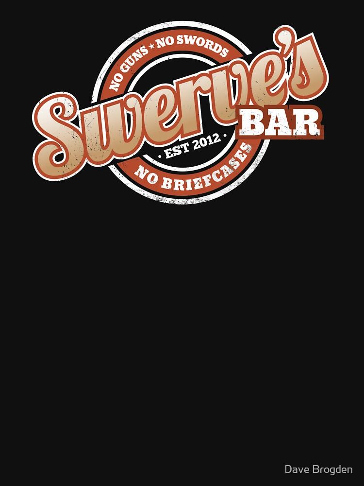 Swerves Bar - Logo von deadbunnyboy