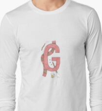 red pride Long Sleeve T-Shirt