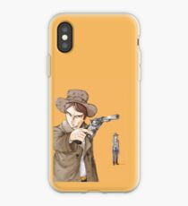 Back to the future 3 [fanart] iPhone Case