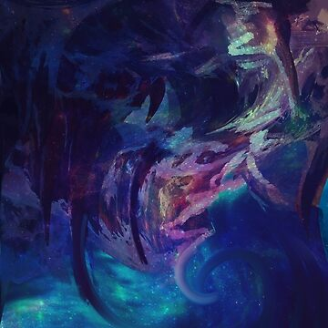 Psychedelic Exploration V1 by shellz-art