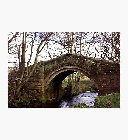Pack Horse Bridge - Westerdale Photographic Print