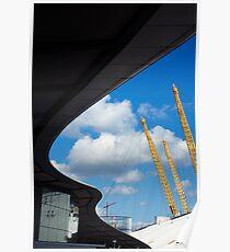 O2 Arena, London Poster