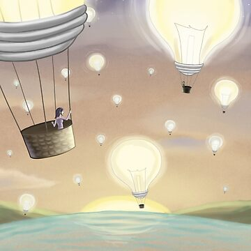 Let Ideas Move You by TheSketcher