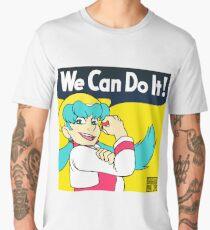 Women's History Month - Kris Men's Premium T-Shirt