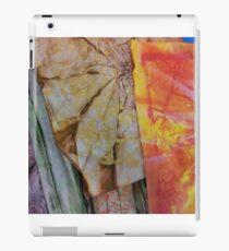 Mixed Fabrics iPad Case/Skin