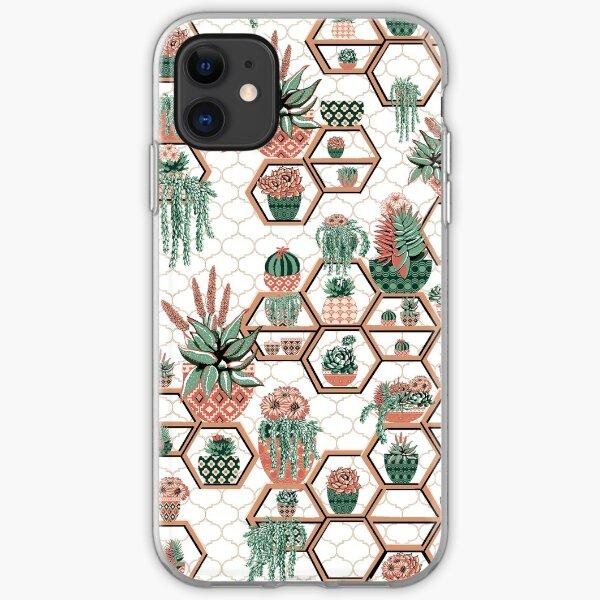 Succulent World iPhone 11 case