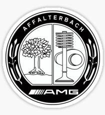1978 AMG Affalterbach Original Logo Sticker