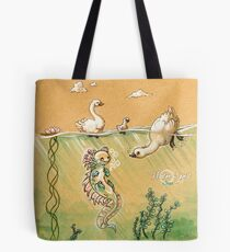 Spirit of the water Tote Bag