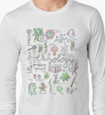 Professor Sprouts Herbology Class Long Sleeve T-Shirt