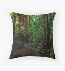 Big Trees... Throw Pillow