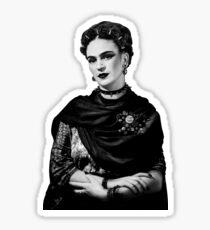 Punk Frida  Sticker