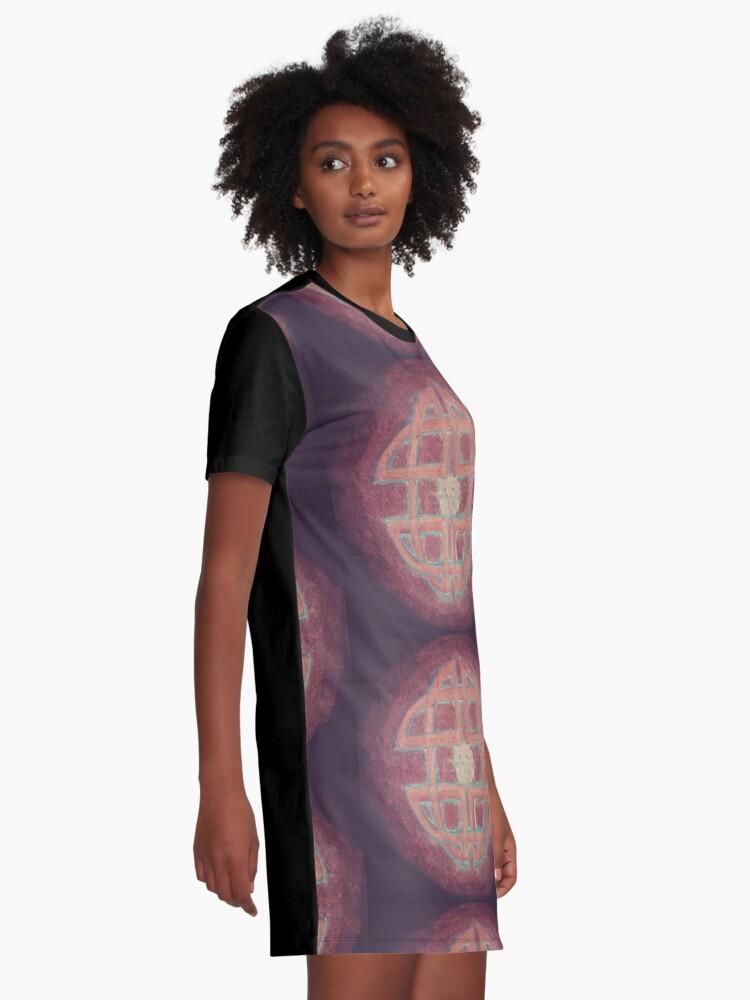 Alternative Ansicht von Pub Knot T-Shirt Kleid