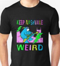 KEEP NASHVILLE WEIRD Unisex T-Shirt
