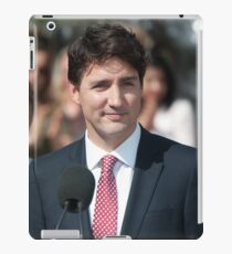 Justin Trudeau  iPad Case/Skin