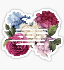 BIGBANG Flower Road - White Sticker