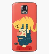 Cats send Case/Skin for Samsung Galaxy