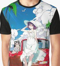 Monogatari Series - Fast Love Graphic T-Shirt