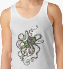 Octopsychedelia Tank Top