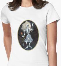 rosebud Women's Fitted T-Shirt