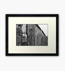 Berlin Wall 1 Framed Print