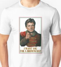 I Want You for a browncoat Unisex T-Shirt