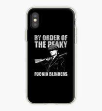 The Peaky fookin Blinders iPhone Case