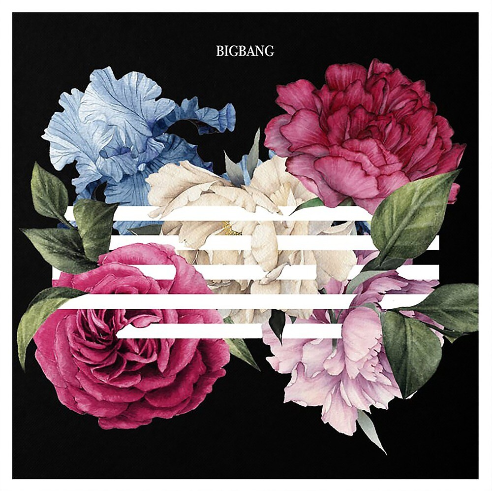 Bigbang flower road cover