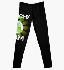 Crunchy Mom  Leggings