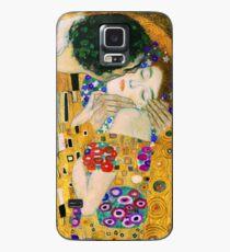 The Kiss by Gustav Klimt Case/Skin for Samsung Galaxy