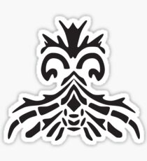 Tattoo design Sticker
