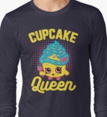 Cupcake Queen Long Sleeve T-Shirt