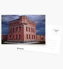 Queenscliff fort Postcards