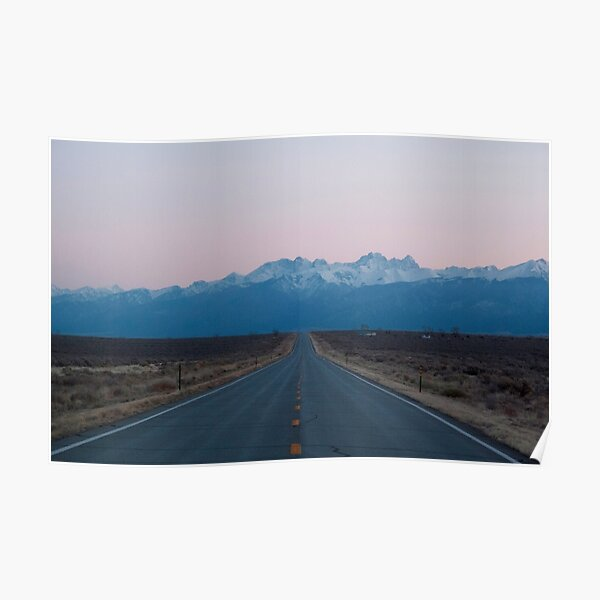 Morning Drive Poster