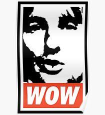 Beeindruckend. Es ist Owen Wilson. Beeindruckend. Poster