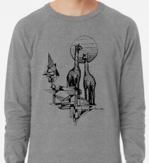 Safari Leichtes Sweatshirt
