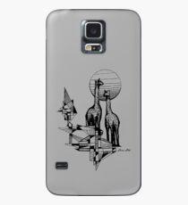 Safari Hülle & Klebefolie für Samsung Galaxy