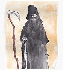 Grimm leg Poster