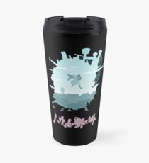 howl moving castle  Travel Mug